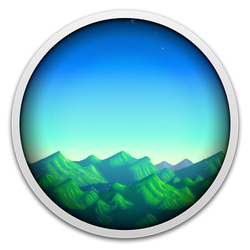 星露谷物语Stardew Valley for Mac(角色扮演类游戏)