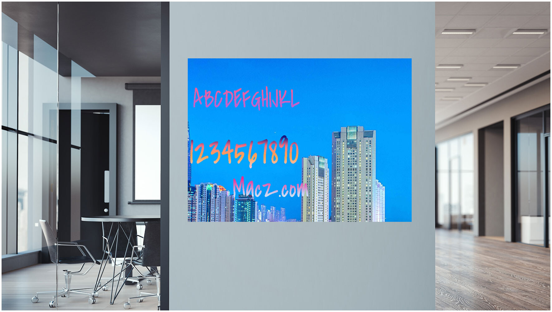 Covered By Your Grace流畅手写字体